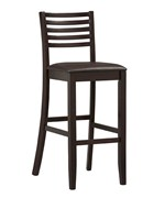 Triena 30 Inch Ladder Bar Stool by Linon