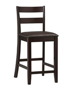 Triena Collection Soho 24 Inch Counter Stool by Linon Home Decor