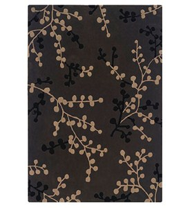 Trio collection rug by linon home decor in bathroom rugs for Home accents rug collection