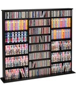 Triple Width Multimedia Storage Tower