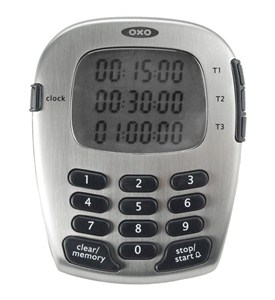 OXO Good Grips Triple Kitchen Timer Image