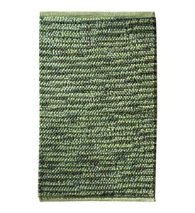Tripoli Cotton Accent Rug - Forest Green Image