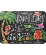 Tropical Placemats - Rum Punch