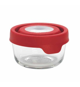 Glass Storage Container - TrueSeal - 1 Cup Image