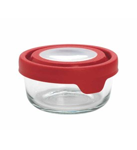 Glass Storage Container - TrueSeal - 2 Cup Image