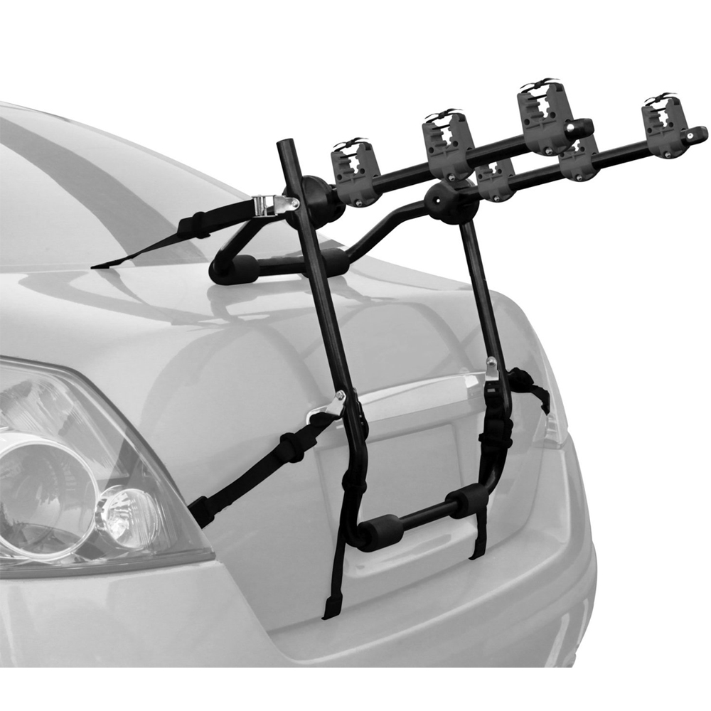 trunk mounted bike rack  car bike racks