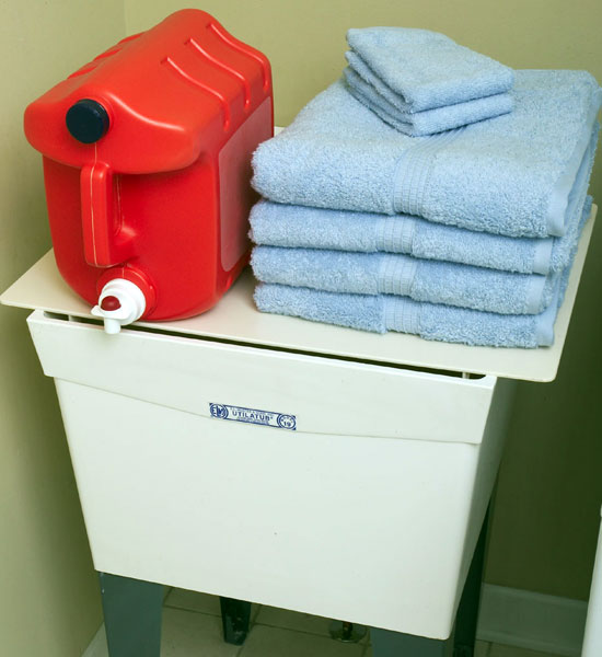 Laundry Tub Cover : ... laundry laundry room storage laundry room organizers laundry tub top