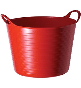 Small Tubtrugs Storage Bucket - Red Image