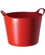 Small Tubtrugs Storage Bucket - Red