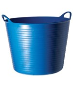 Medium Tubtrugs Storage Bucket - Blue