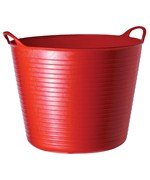 Medium Tubtrugs Storage Bucket - Red