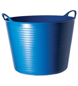 Large Tubtrugs Storage Bucket - Blue Image