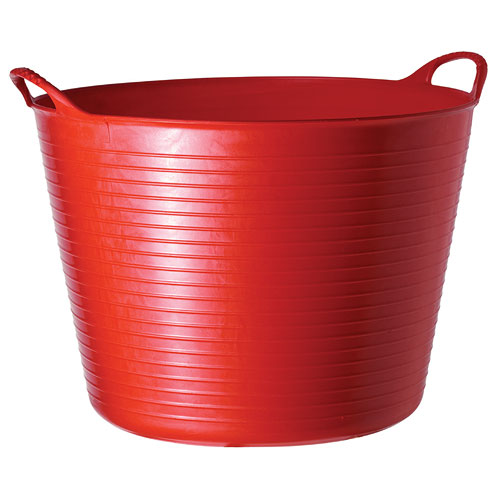 Large Rubber Horse Water Tubs: 7 Ways To Organize Kids' Outdoor Toys