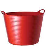 Large Tubtrugs Storage Bucket - Red