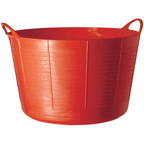 Extra Large Tubtrugs Storage Bucket Red In Storage Tubs