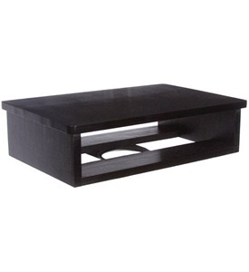 TV and DVD Player Swivel Stand - Large Image
