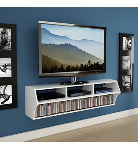 Wall Mounted TV Console Image
