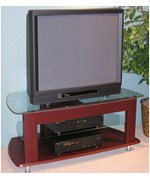 TV Entertainment Stand - Cherry