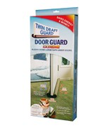Twin Door Draft Guard