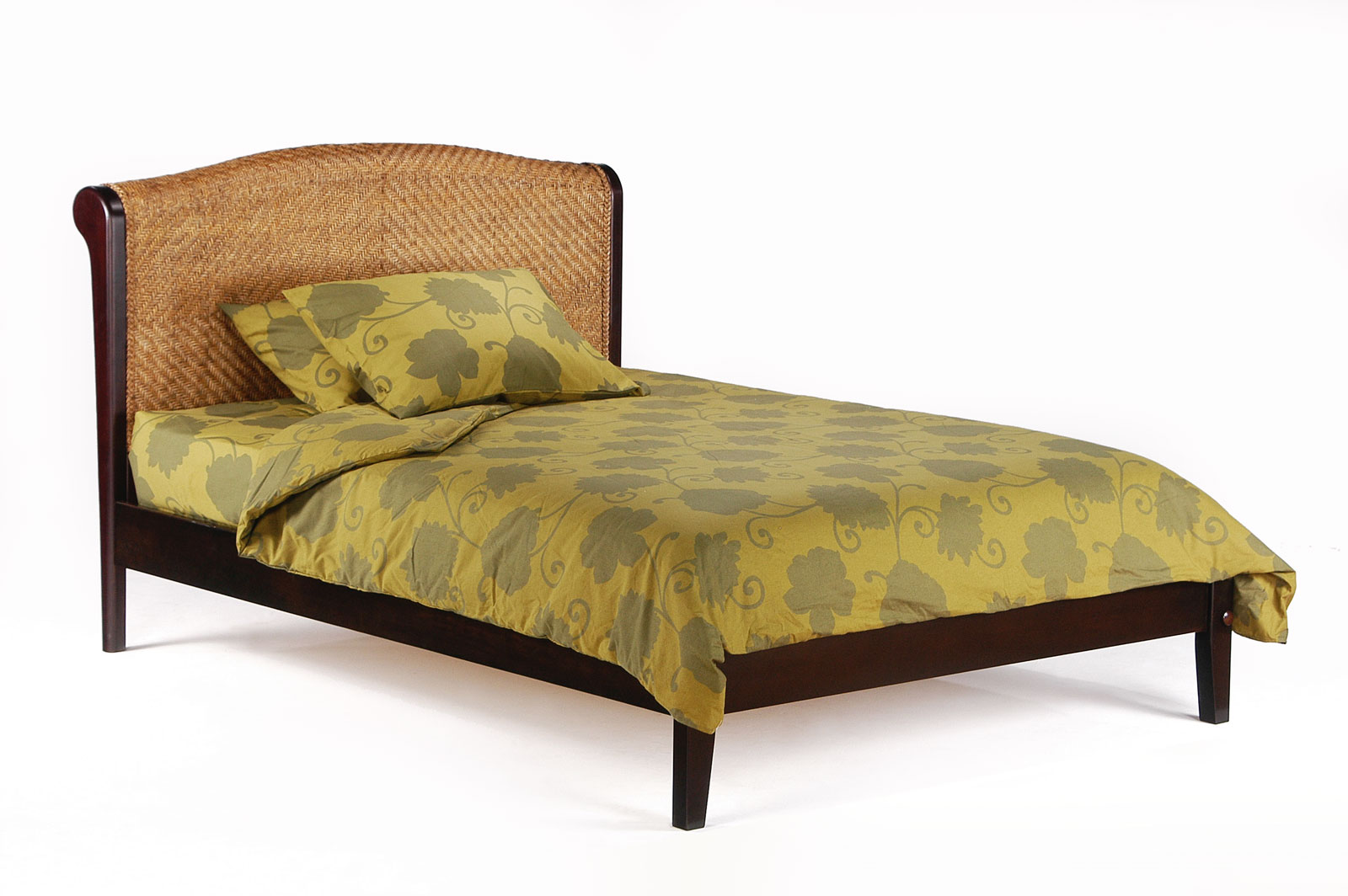Twin Rosebud Platform Bed By Night And Day Furniture In