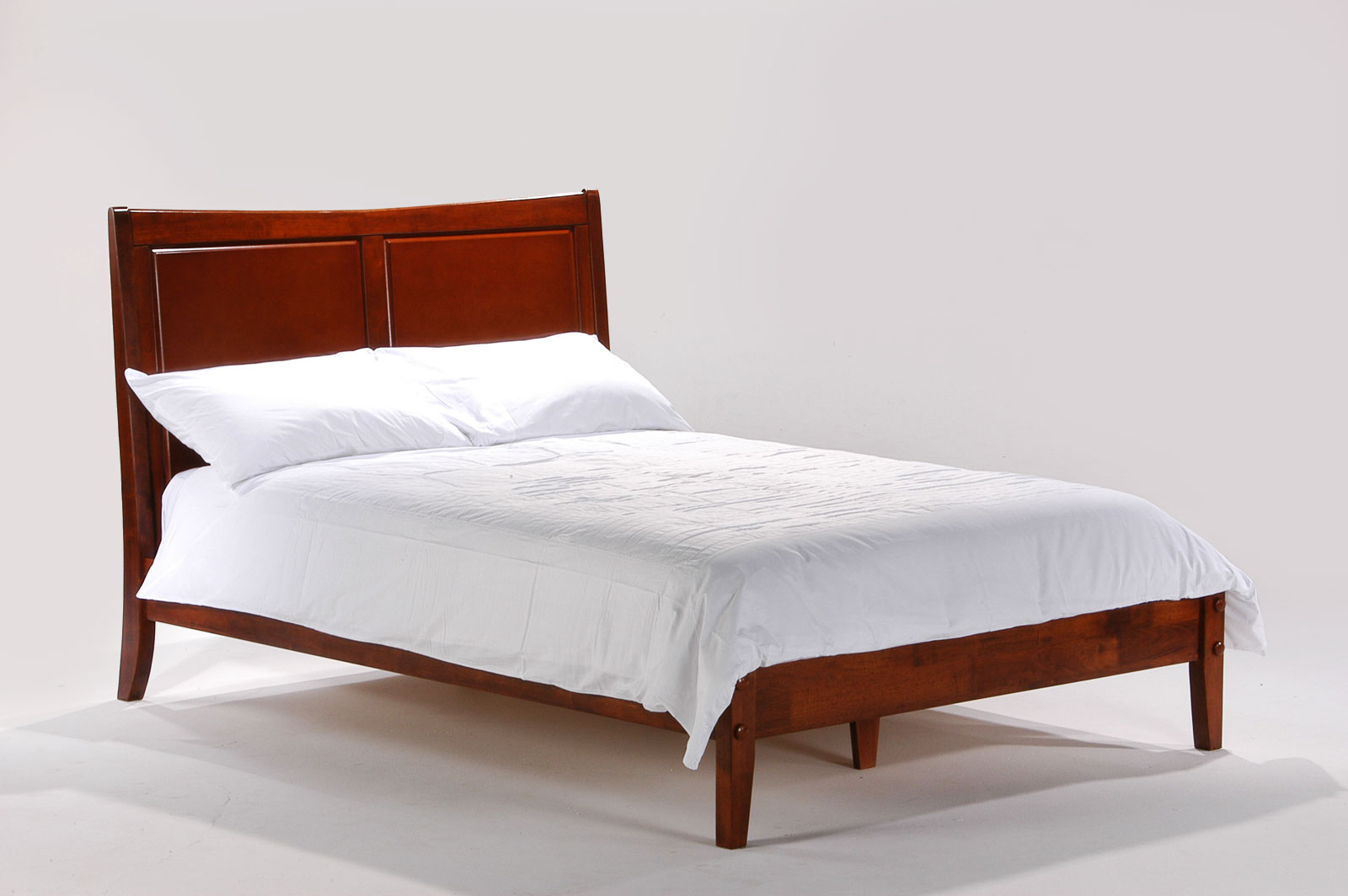 twin saffron platform bed by night and day furniture. Black Bedroom Furniture Sets. Home Design Ideas