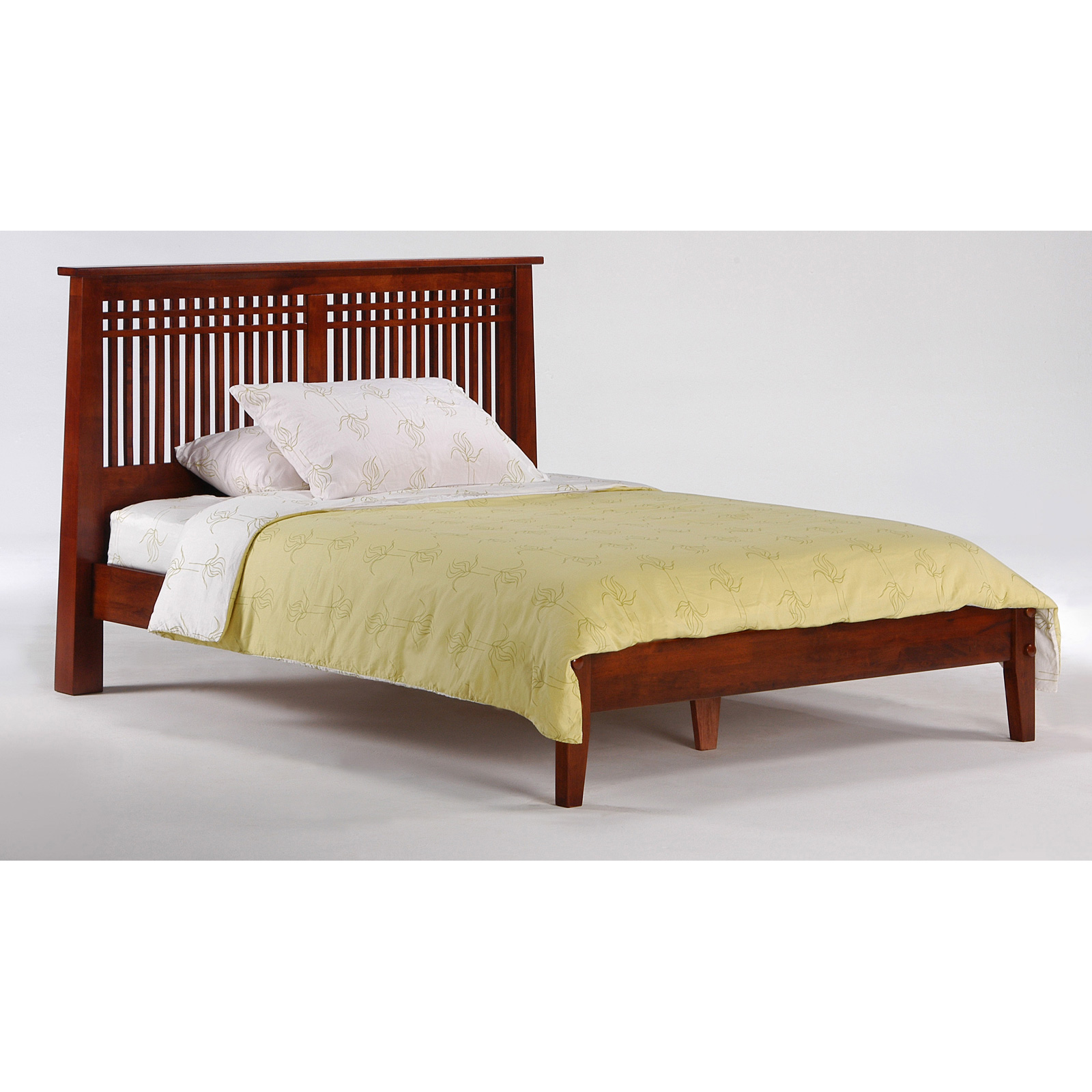 Twin Solstice Platform Bed By Night And Day Furniture In