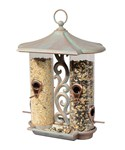 Twin Tube Bird Feeder