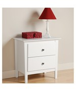Two Drawer Night Stand - Berkshire