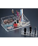 Two Piece Acrylic Cosmetic Organizer