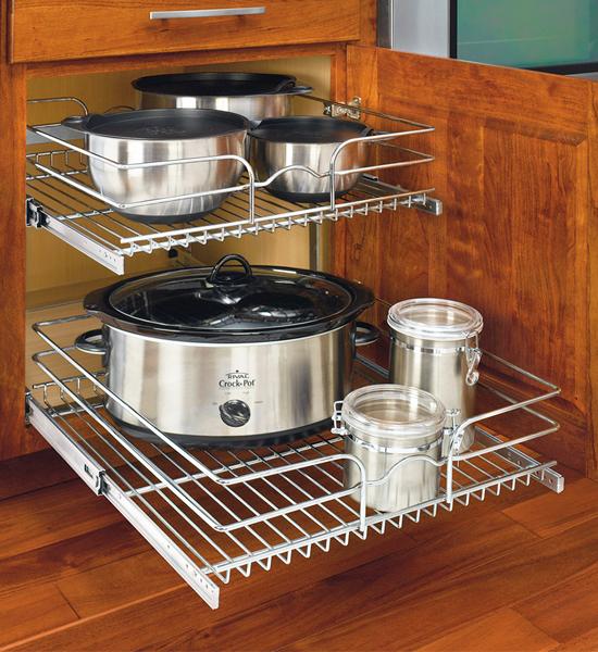 Kitchen Cabinet Organizers. Kitchen Cabinet Organizers Spice Rack ...