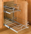 Two-Tier Cabinet Organizer - Extra Small
