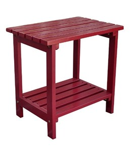 Two Tier Small Side Table Image