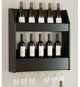 Wine Rack Two-Tier Image
