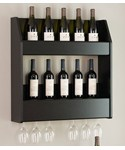 Wine Rack Two-Tier