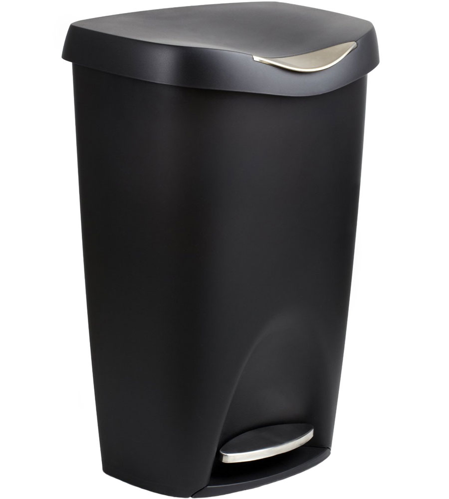 Nice Umbra 50 Liter Step Trash Can Image