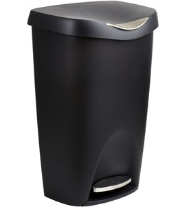 Umbra 50 Liter Step Trash Can Image