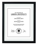 Umbra Document Frame