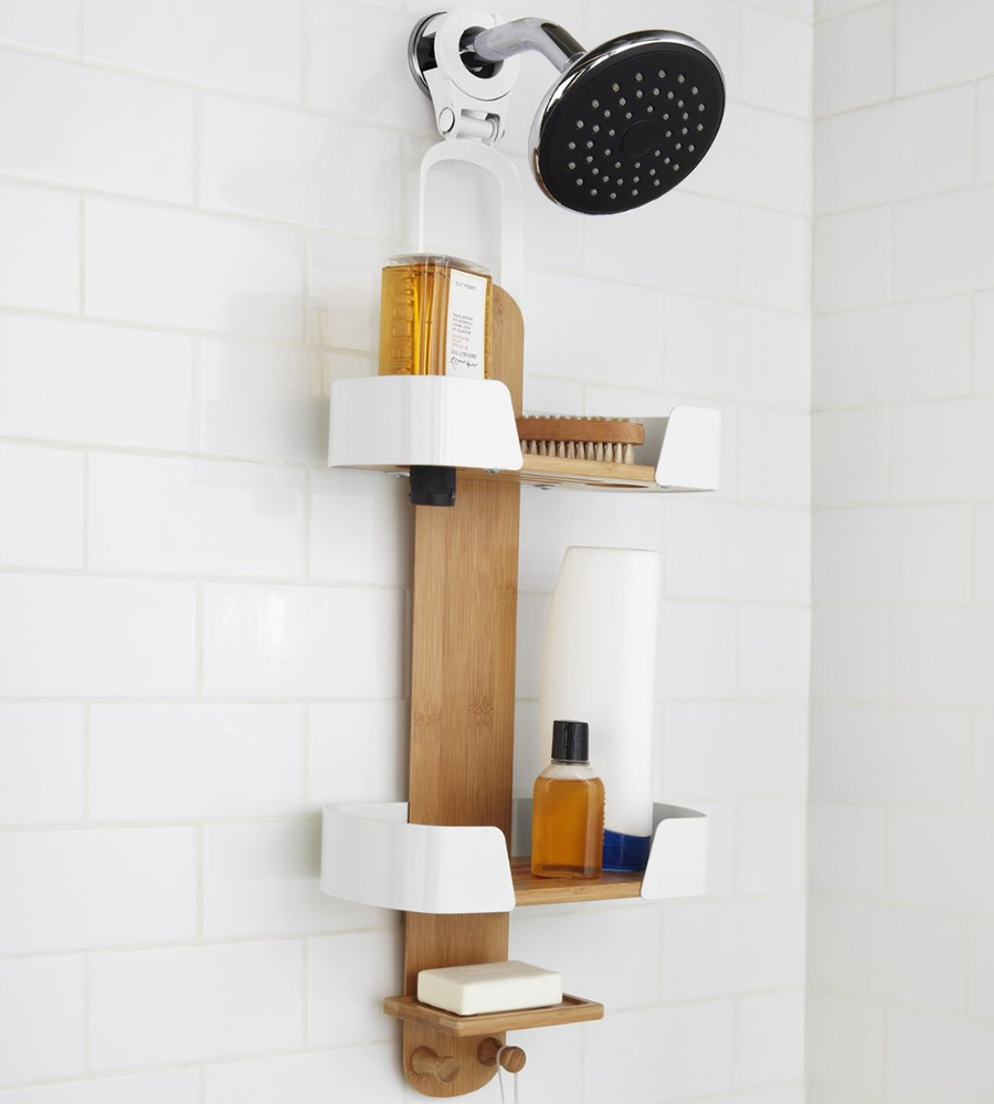 Umbra Hanging Shower Caddy in Shower Caddies