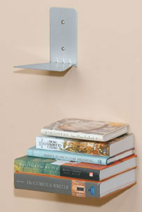 Conceal Invisible Bookshelf from organizeit.com