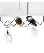 Under Cabinet Wine and Stemware Rack