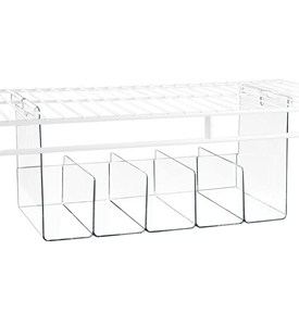 Under Shelf Storage Rack - Wire Shelving Image
