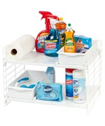Under Sink Organizers and Baskets | Organize-It