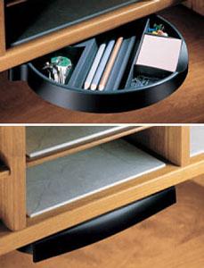 Under Desk Organizer In Desk Accessories