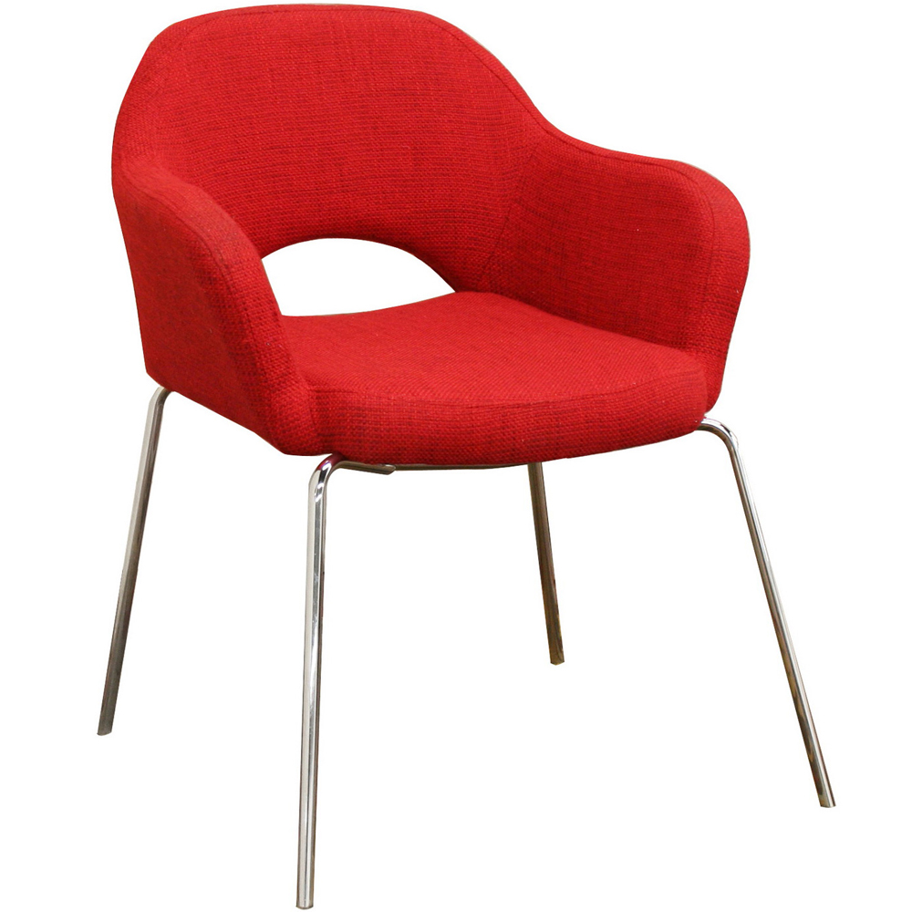 Upholstered Side Chairs With Arms Furniture Spider Back