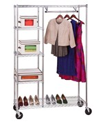 rack wardrobe racks freestanding closet turbo keep clothing your ikea check wardrobes in with