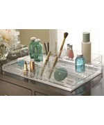 Five-Piece Acrylic Cosmetic Organizer