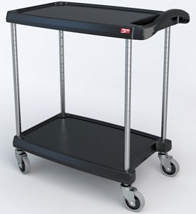 Utility Cart - InterMetro Two Shelf Image