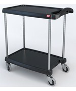 Utility Cart - InterMetro Two Shelf