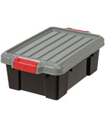 Airtight Storage Cabinet Plastic Storage Boxes And Storage Totes At Organize It