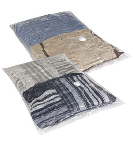 Vacuum Clothes Bags - Jumbo (Set of 2) Image